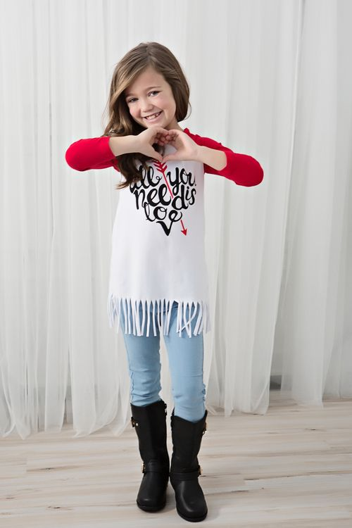 Little Girls Love top 7024b594aca3