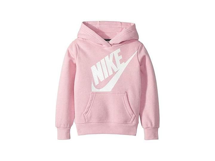 559d4a3a0 Nike Futura Fleece Pullover Hoodie (Toddler)   kostum sportiv ...