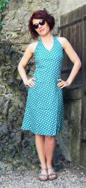 82985902505 Robe-Penelope-Kali-Yog-Mod-blue-www.LaTribu.shop