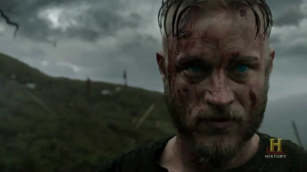 Vikingos Tema Principal De La Serie Subtitulado Vikings Travis Fimmel History Song