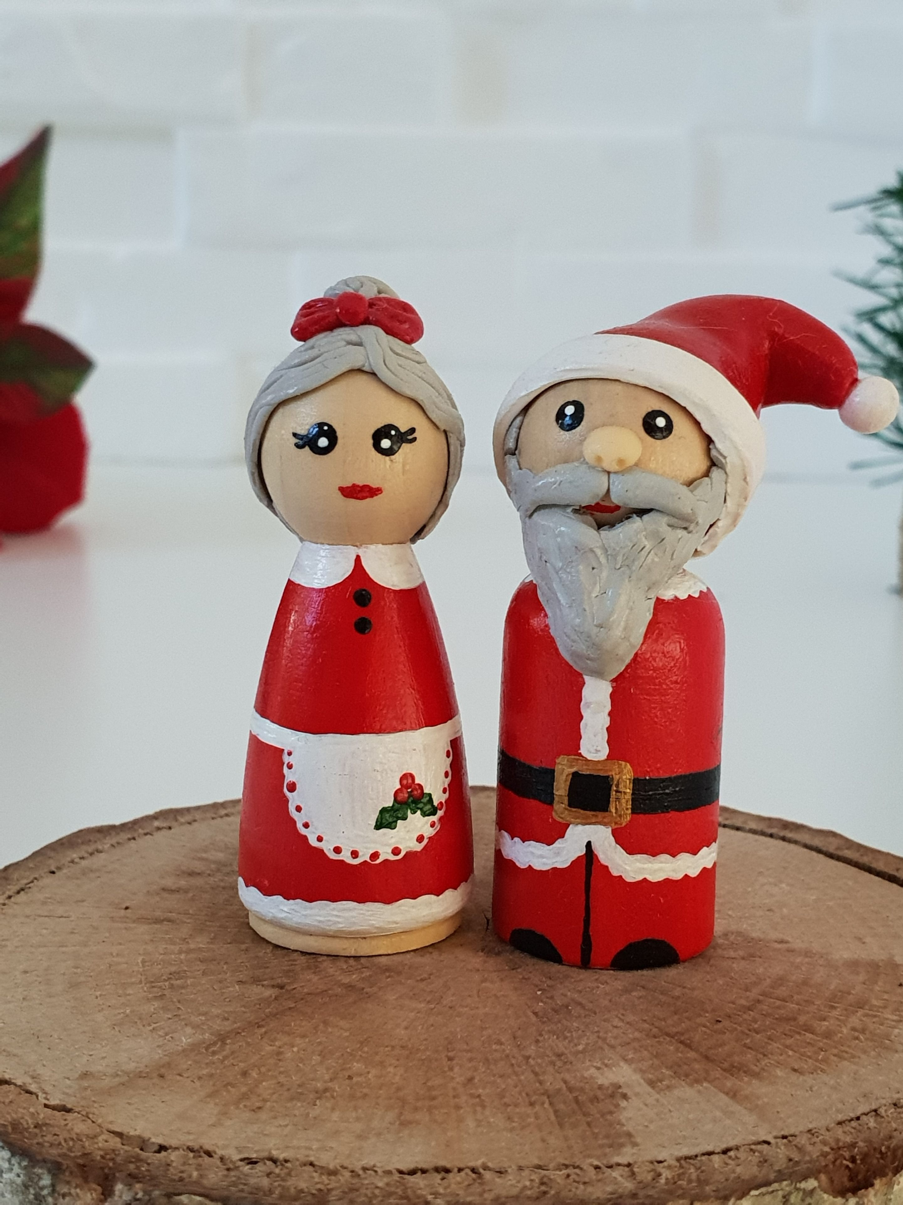 Christmas Ornaments Toys Stocking Stuffers Santa Clause Snowman Elf