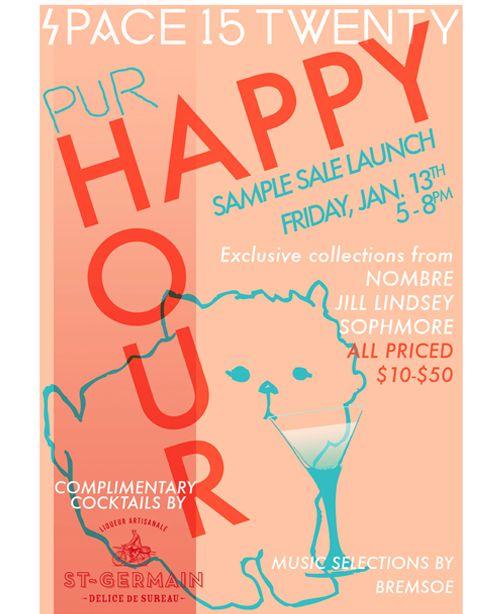 Happy Hour Invitation Sample : happy, invitation, sample, Besides, Cat...haha., Layout, This!, Invitation, Template,, Printable, Templates,, Invitations