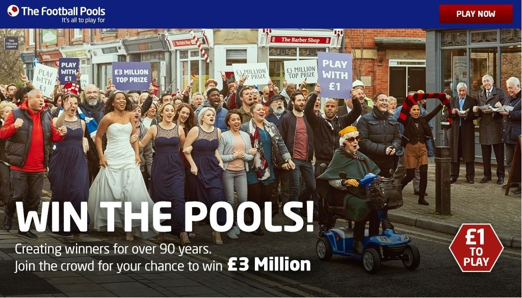 In the United Kingdom, the football pools, often referred to as