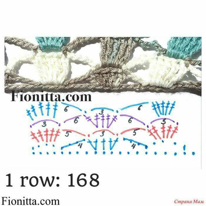 Pin de Myrna Garcia en Crochet 2   Pinterest