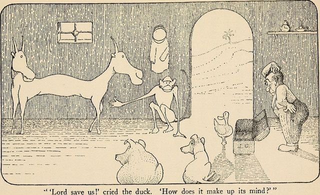 """Image from page 106 of """"The story of Doctor Dolittle, being the history of his peculiar life at home and astonishing adventures in foreign parts"""" (1920)"""