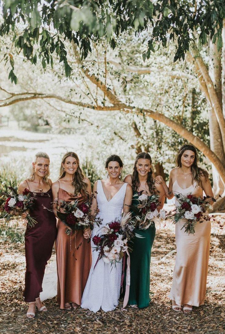 20 Mismatched Bridesmaid Dresses for 2020