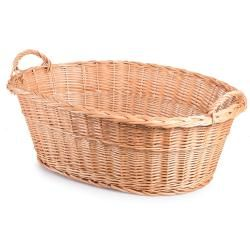Photo of Laundry basket from meadow Cloth Ii. – Meadow basket W 80 x T 56 x H 27 (cm)