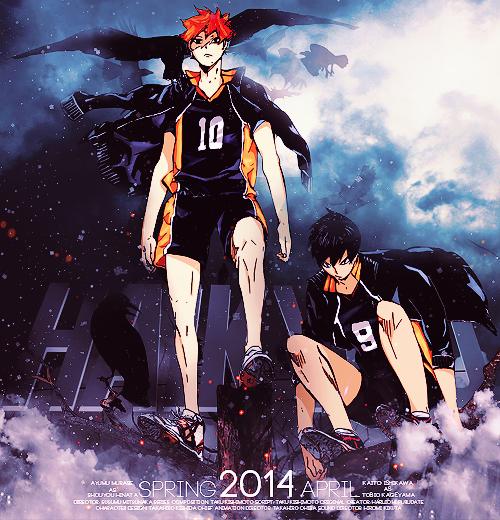 Haikyuu!! anime poster Anime, anime