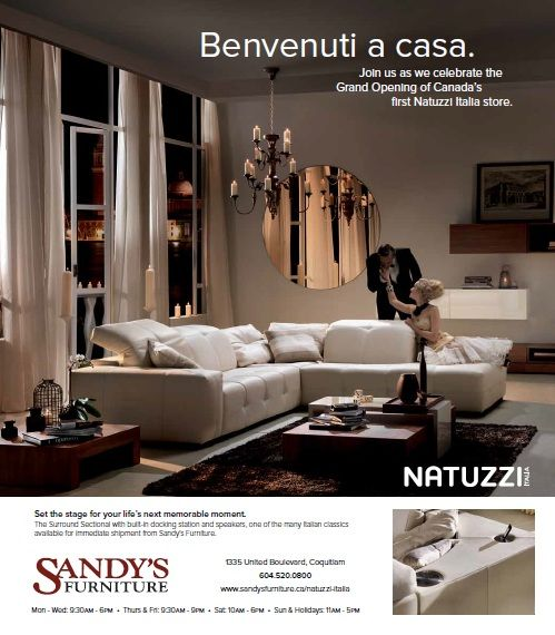 The Surround By Natuzzi Italia #Natuzzi #Italian