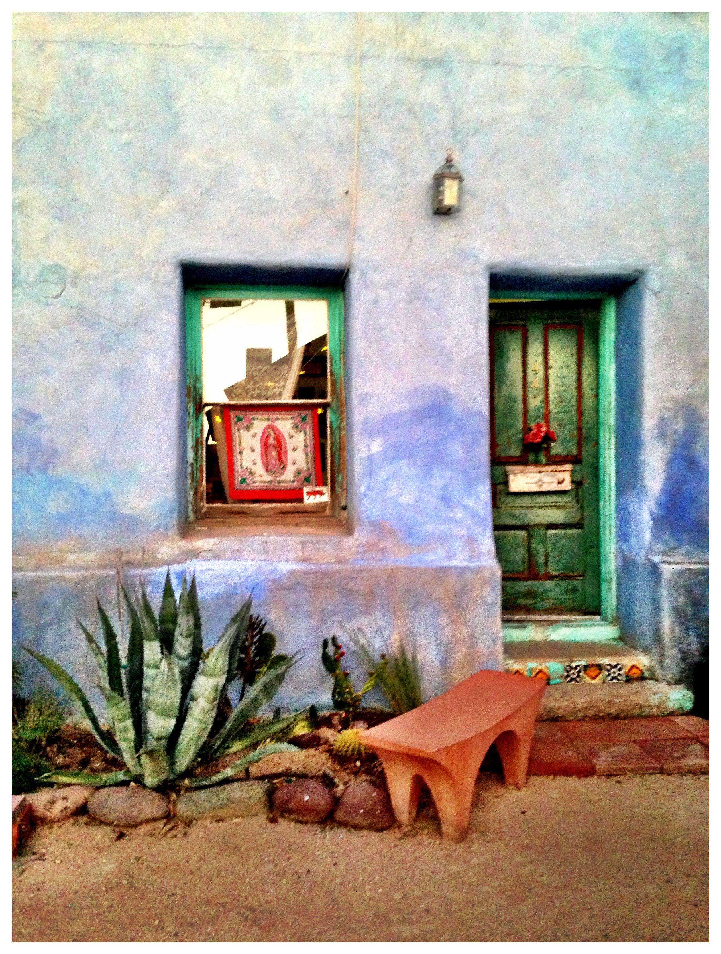 Barrio viejo tucson arizona photo by carina auler barrio in