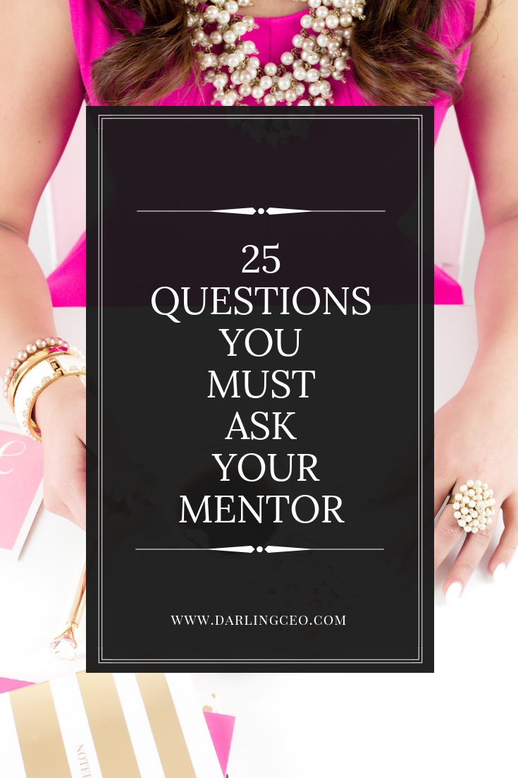 25 Questions You Must Ask Your Mentor Bloggers Portal