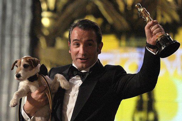 Oscars Winner Jean Dujardin