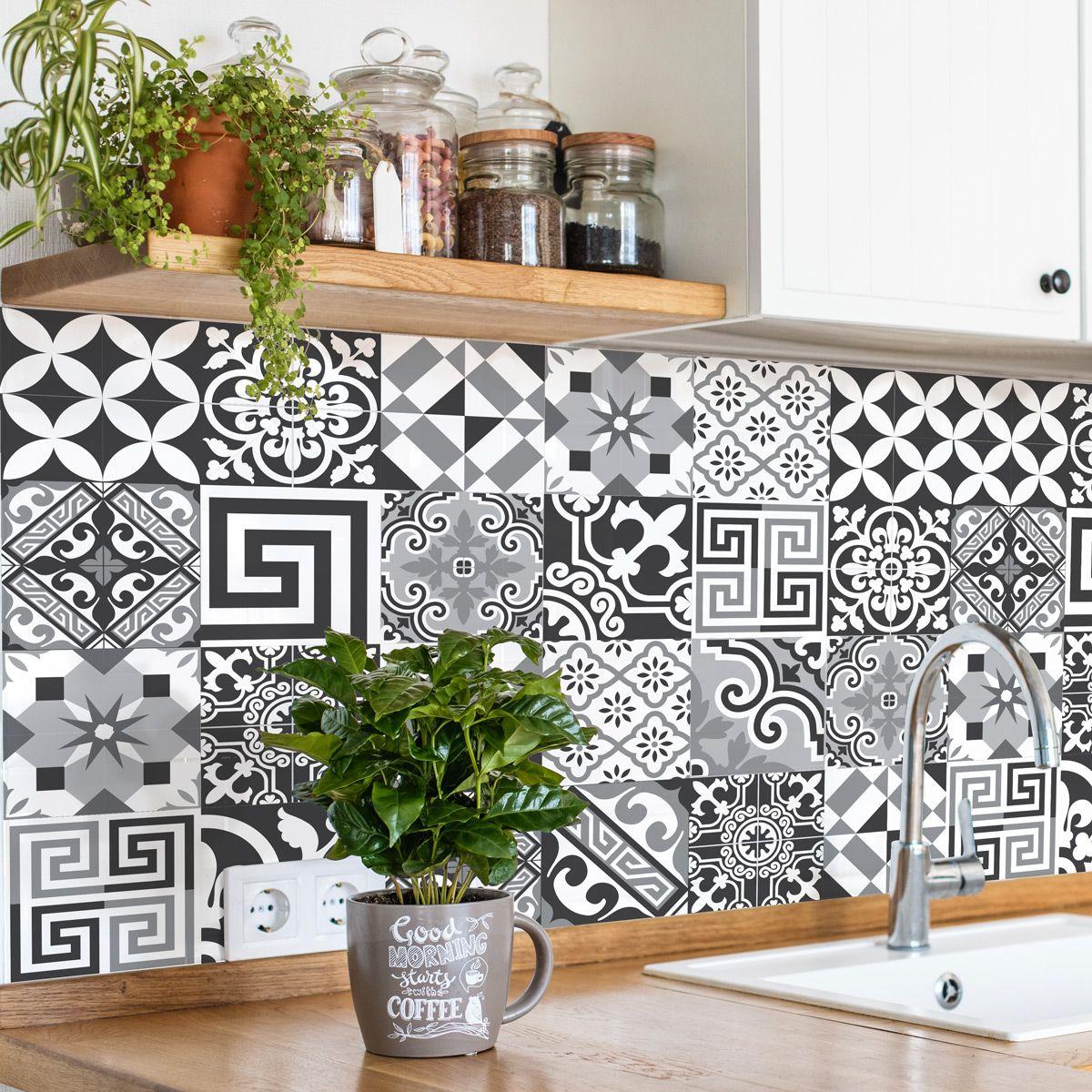 sticker azulejos carrelages