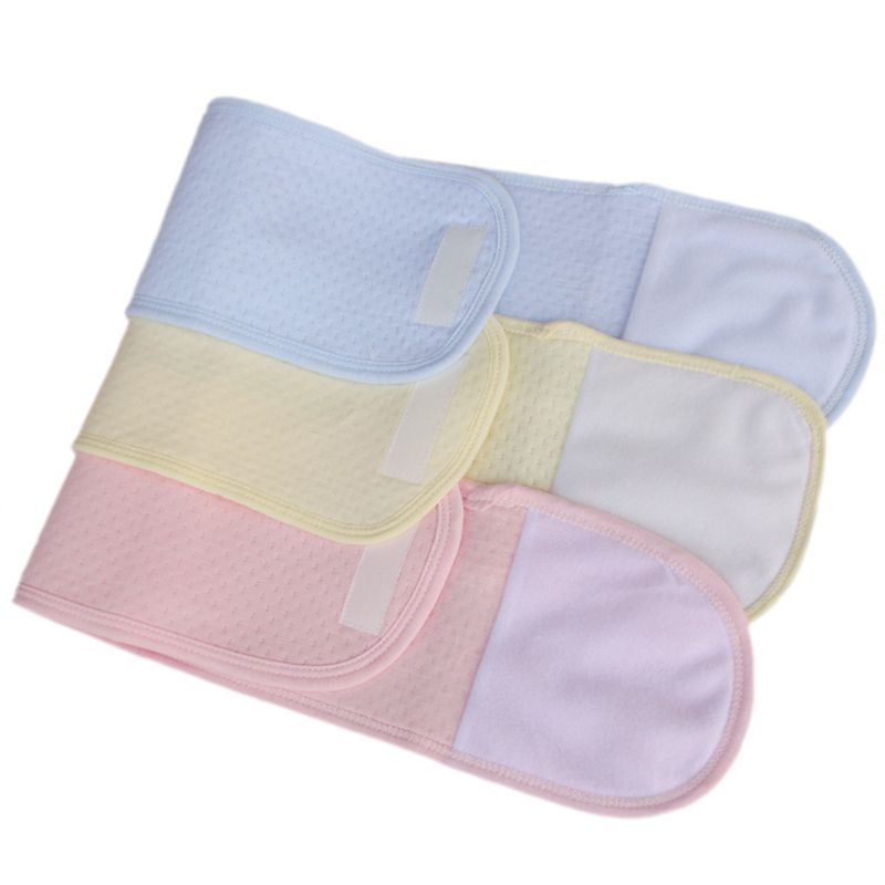 Useful Newborn Baby Bellyband Cover Belly Button Girth Navel Belt Umbilical Cord