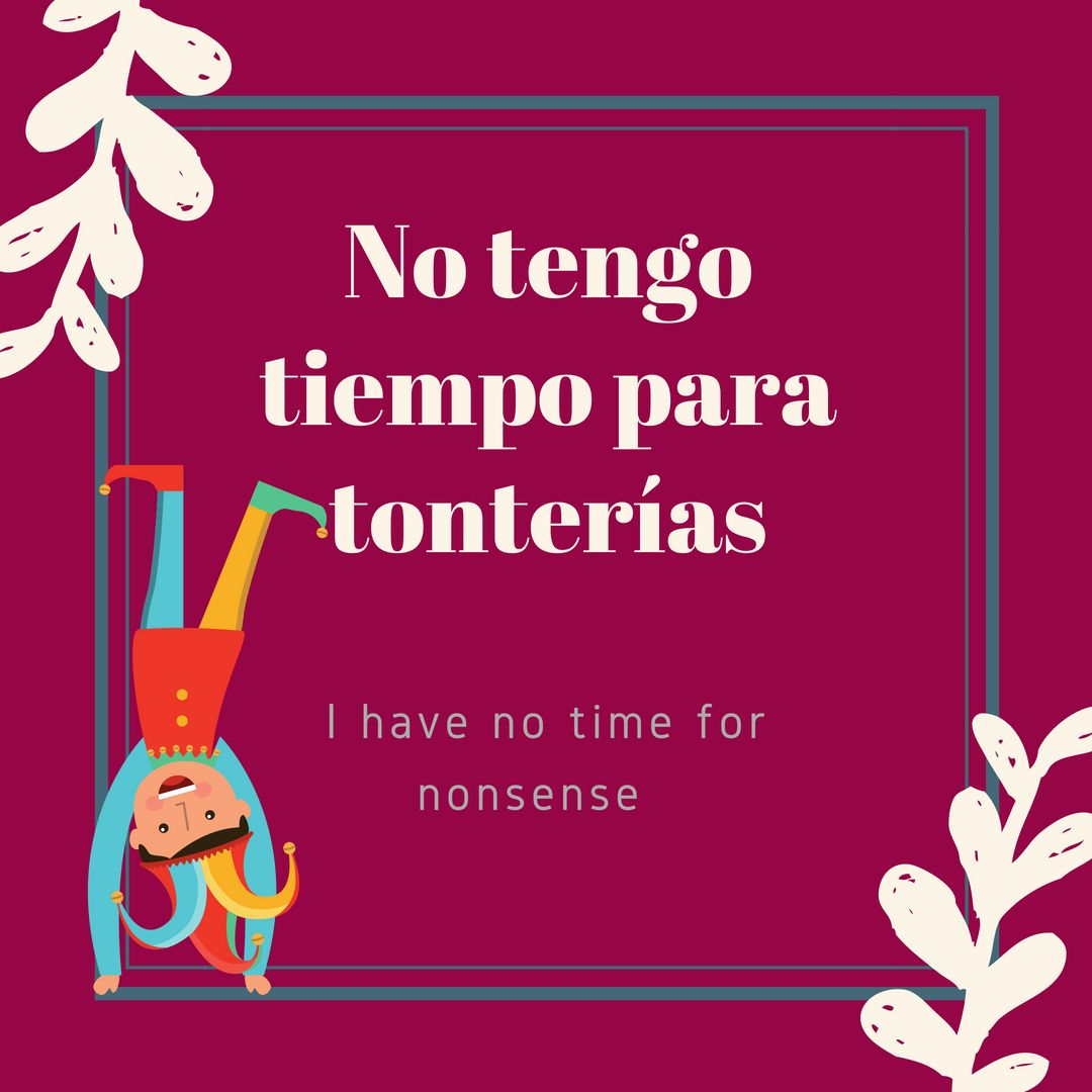 No pierdas tu tiempo preocupándote por tonterías... / Don't waste your time being worried about silly things...  . .#spanish #learnspanish #español #aprender español #clase de español #languages  #vocabulary #vocabulario #bilingual #polyglot #english #learnenglish #lenguaespañola #words #palabras #inglés #english #clases de inglés #frasesenespañol #fraseseningles #frases inspiradoras #inspirational quotes #gestión del tiempo #time management #autoestima #selfconfidence #spanishthings