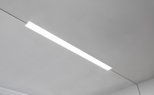 Recessed Linear Fluorescent Lighting Introduces Jake