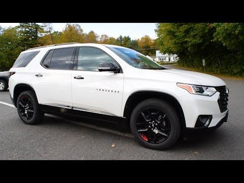2018 Chevy Traverse Redline Central Maine Motors Chevy Buick