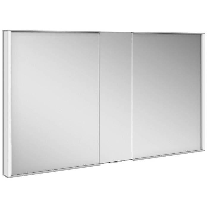 Keuco Royal Match Spiegelschrank Wandhalbeinbau mit LED