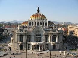 Bellas artes palace México D.F.
