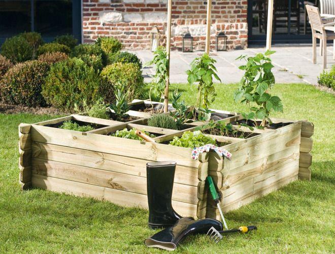 id e pour am nager son jardin de l gumes recherche google deco jardin pinterest. Black Bedroom Furniture Sets. Home Design Ideas