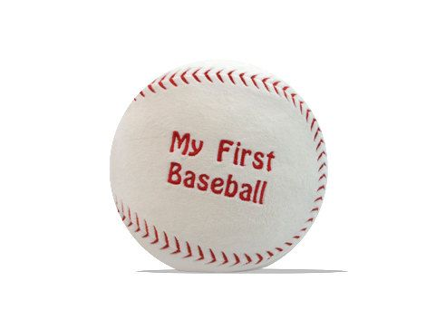 Personalized sports baseball cuddly pillow little slugger sports personalized sports baseball cuddly pillow little slugger sports team gift baby gift negle Images