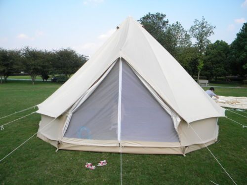 Have you tried GLAMPING in a bell tent? | eBay UK : tents ebay uk - afamca.org