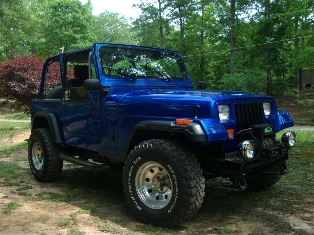 Blue Jeep Yj Yahoo Image Search Results Jeep Blue