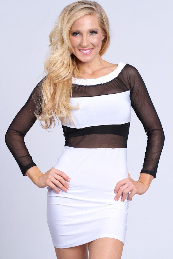 Black dress teenager - Black And White Dresses For Teens White Black