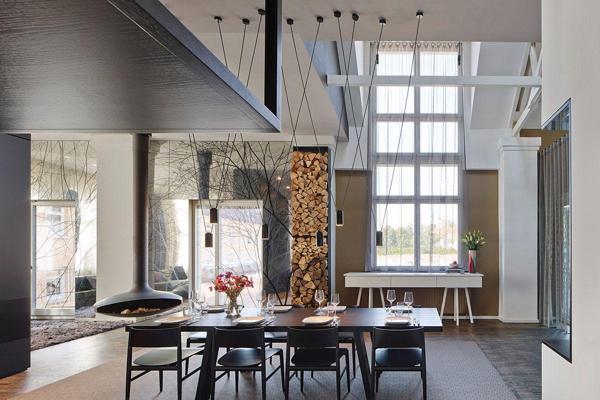 Loft met moderne en bijzondere design kenmerken   Dreamer Designs ...