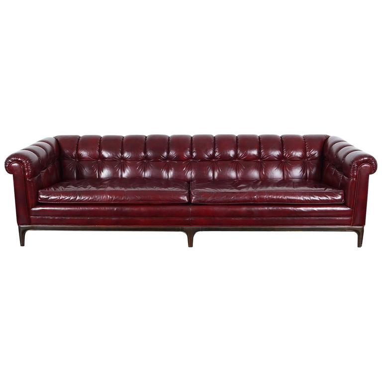 Merveilleux Want A Classic Leather Chesterfield Sofa, Custom Designed To The Size You  Need? Visit