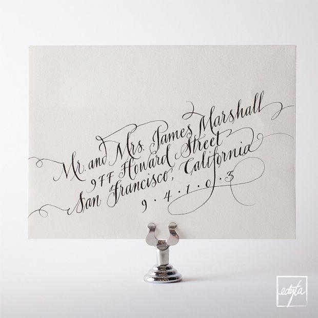 Cheap Wedding Letterpress Invitations
