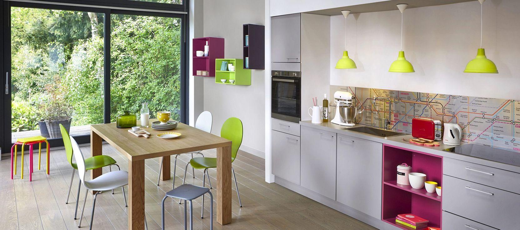 cuisine design et gain de place kitchen pinterest. Black Bedroom Furniture Sets. Home Design Ideas