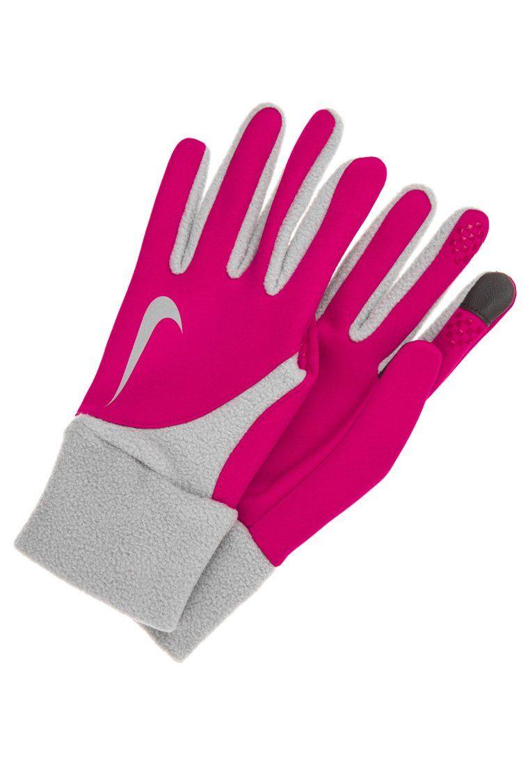 Nike Performance - THERMAL 2.0 - Fingerhandschuh - fuchsia force/cool grey