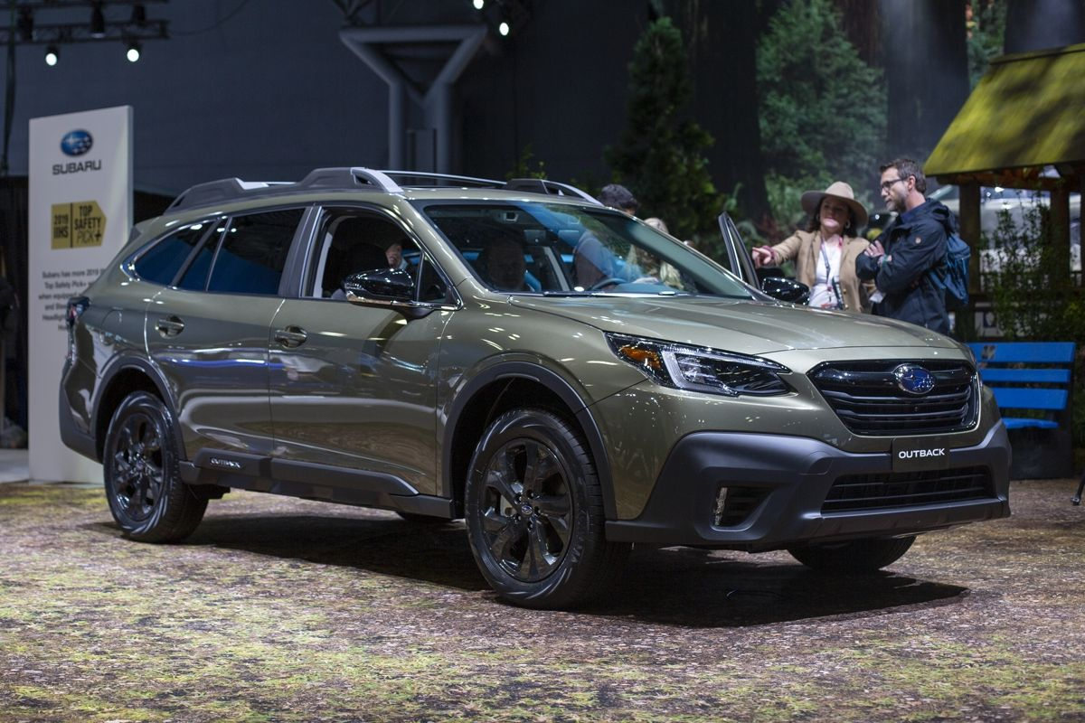 Outback Is Among The Most Fascinating Models In Subaru Lineup Initially It Was A Wagon Based Upon The Legacy Sedan Now The Veh Subaru Outback Subaru Outback