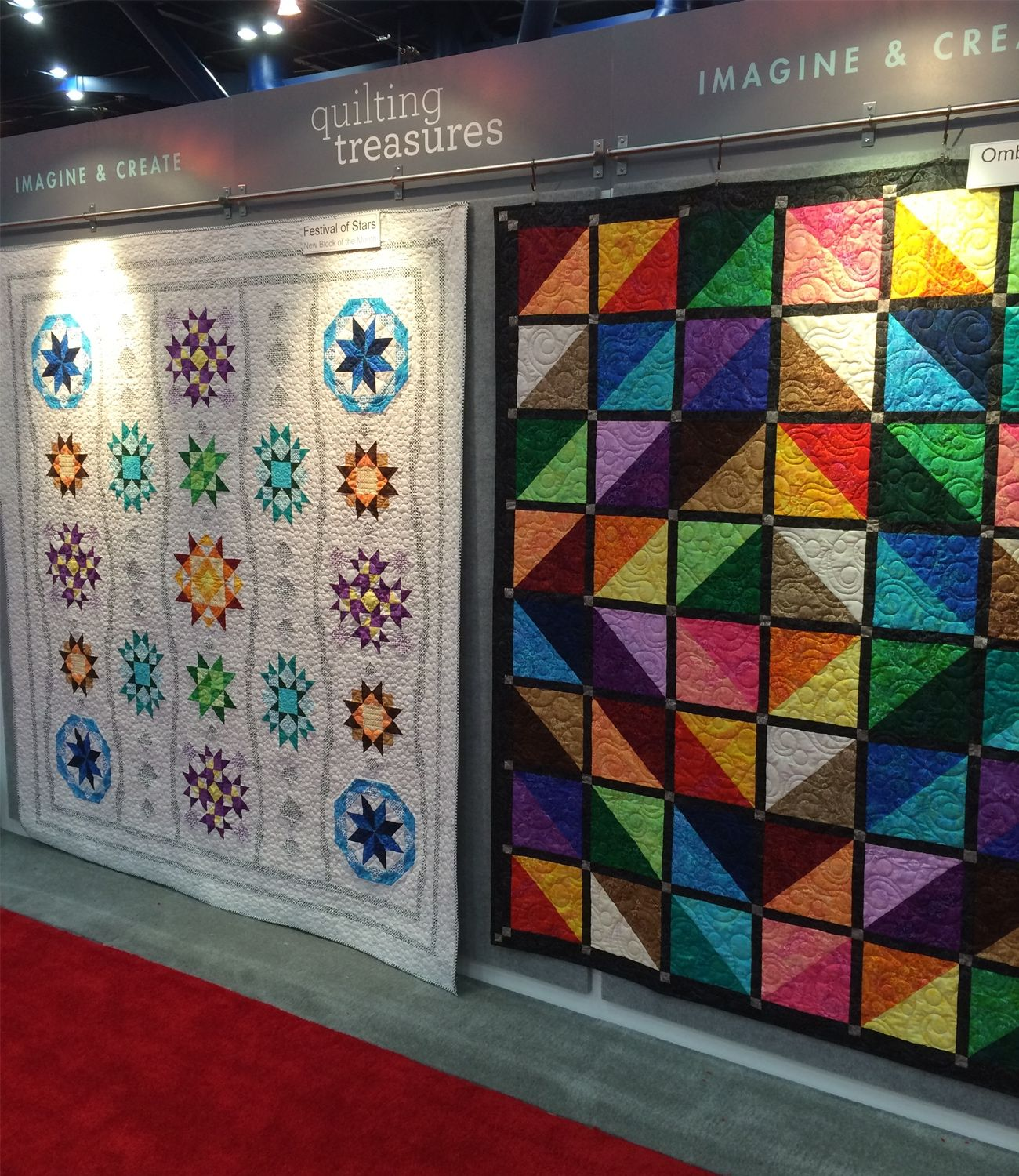 blogimage21.jpg (1300×1500) | Stained Glass Quilts | Pinterest