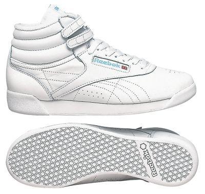 Reebok Women's Freestyle Hi Shoes   Official Reebok Store