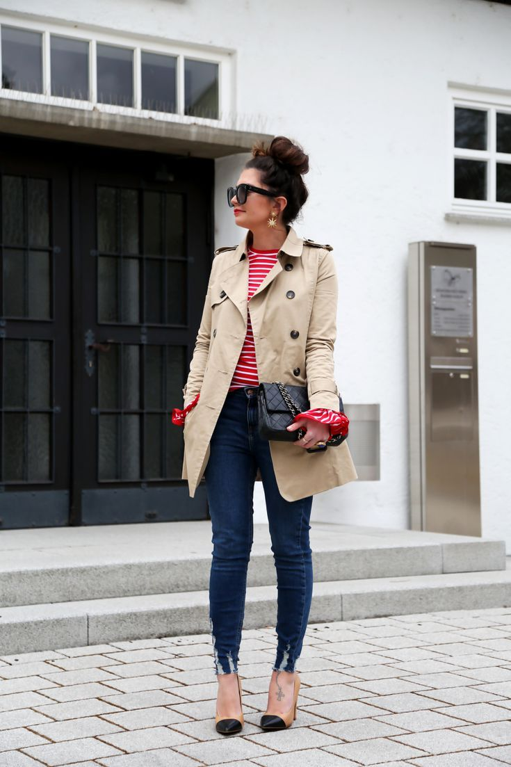 12 Trench Coat Outfits That You Can Wear Everywhere