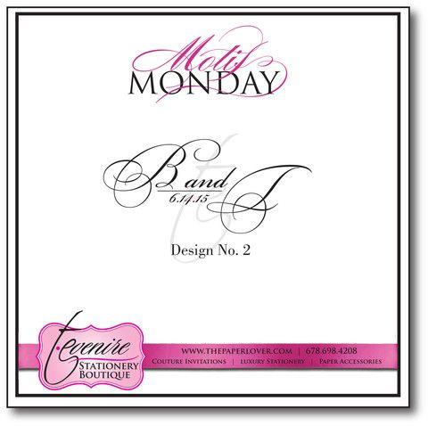 Motif Monday Design No. 2 {6.15.15}