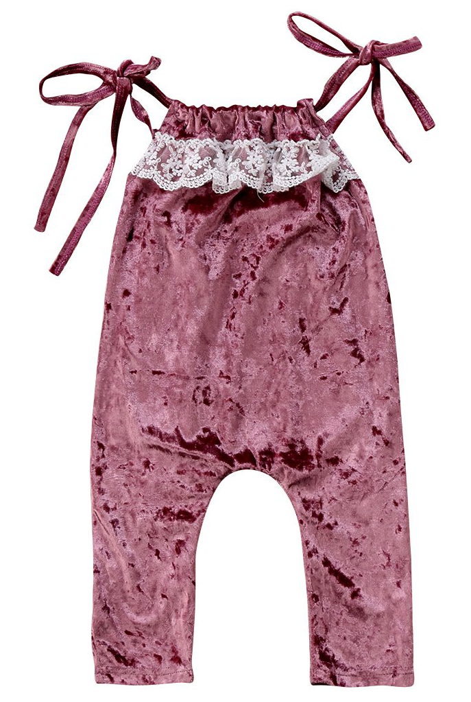 c729b576b3ae SHOP Our Lace Velvet Jumpsuit for Toddler Girls