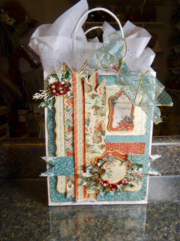Christmas Gift bag.....G45