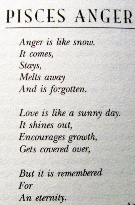 Anger vs Love | Pisces quotes, Pisces love, Pisces personality