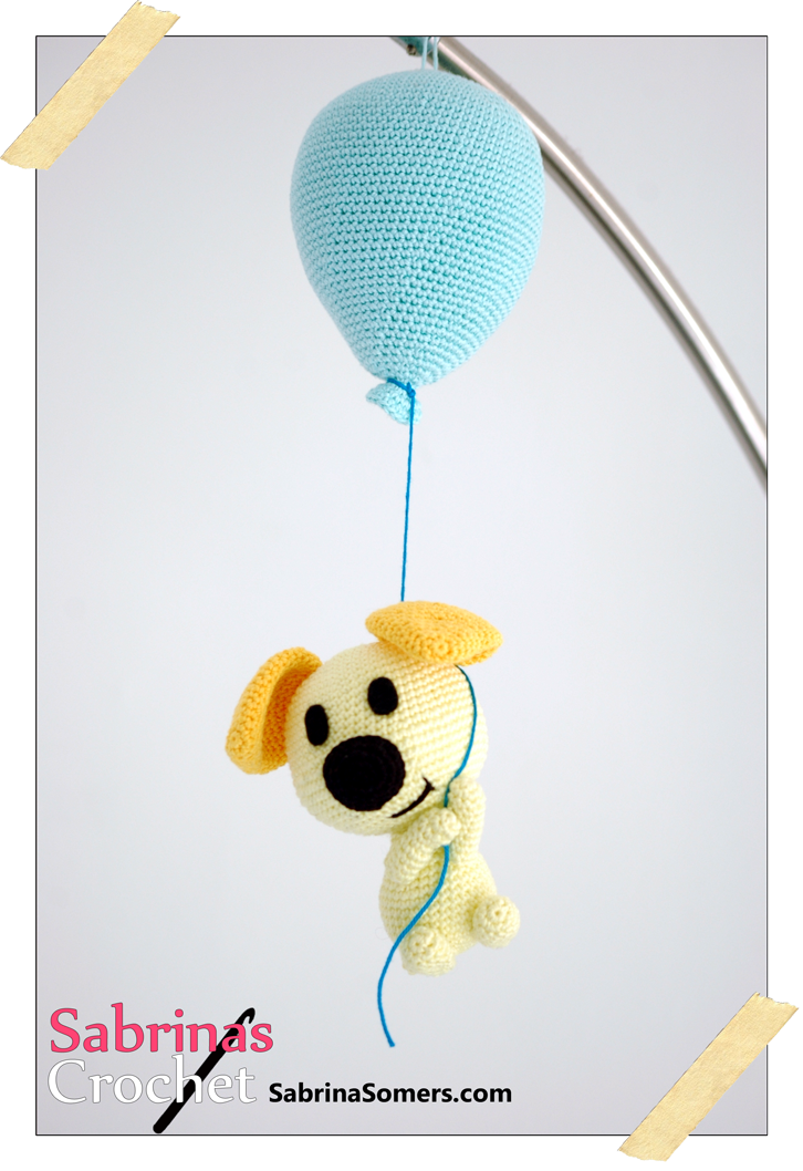 Adorable Amigurumi Dog | Perros amigurumi | Pinterest | Patrones ...
