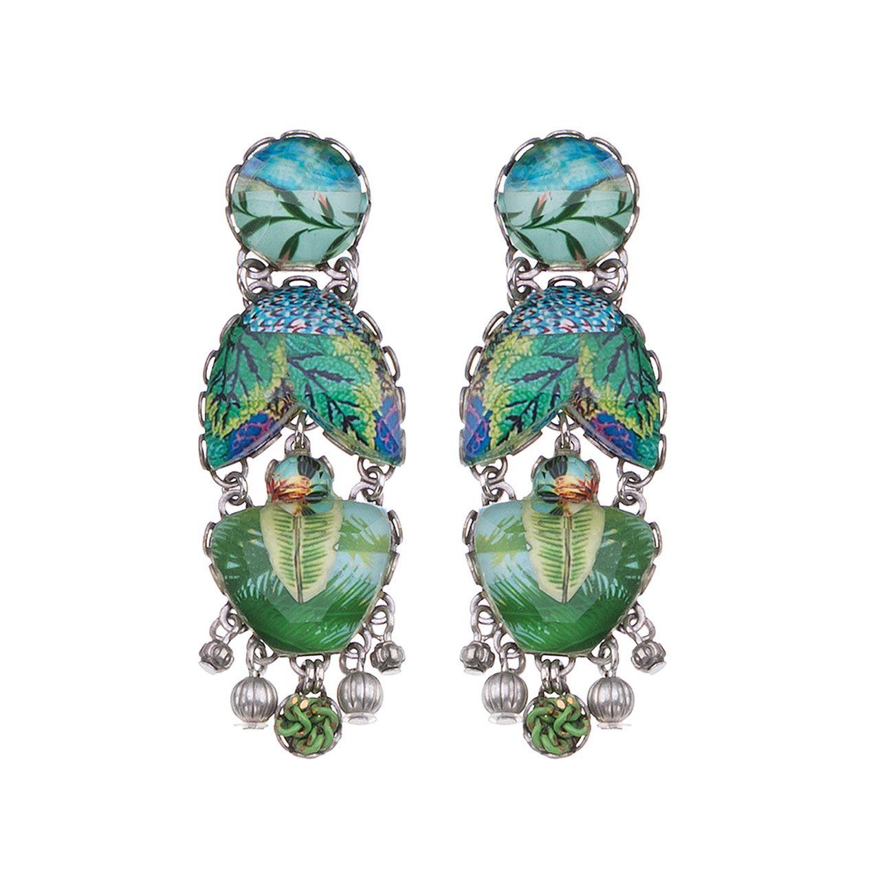 Ayala Bar Sweet Leaf Breeze Earrings In 2020 Bar Earrings Jewelry Trends Celebrity Jewelry