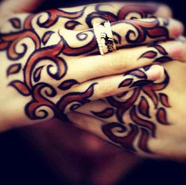 صور نقش الحناء Hand Henna Henna Designs Hand Henna Designs