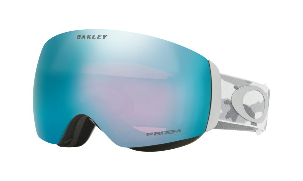 6f93f304760f Buy Oakley sunglasses for Unisex Flight Deck™ XM PRIZM™ Snow Camo  Collection (Asia Fit) with Snow Camo frame and Prizm Snow Sapphire Iridium  lenses.