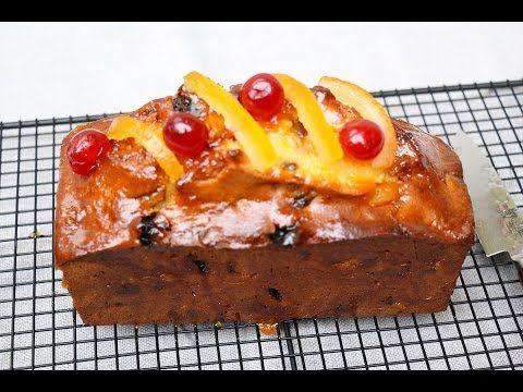 Réussir un cake aux fruits confits - HerveCuisine.com