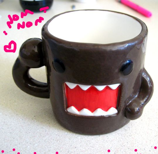 domo kun mug available at the nhk headquarters in tokyo rhombus