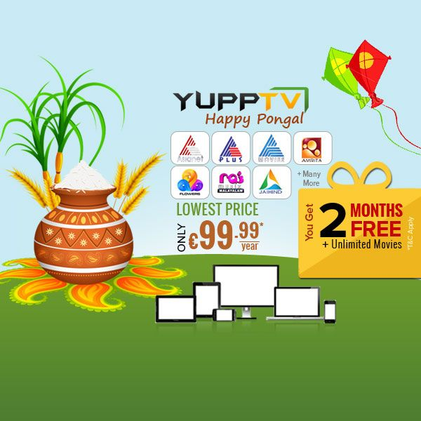 Pin by YuppTV on Europe Offers | Free subscriptions, Price