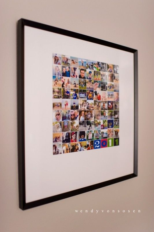 Large Collage Picture Frames For Wall Ideas On Foter Photo Displays Photo Collage Display