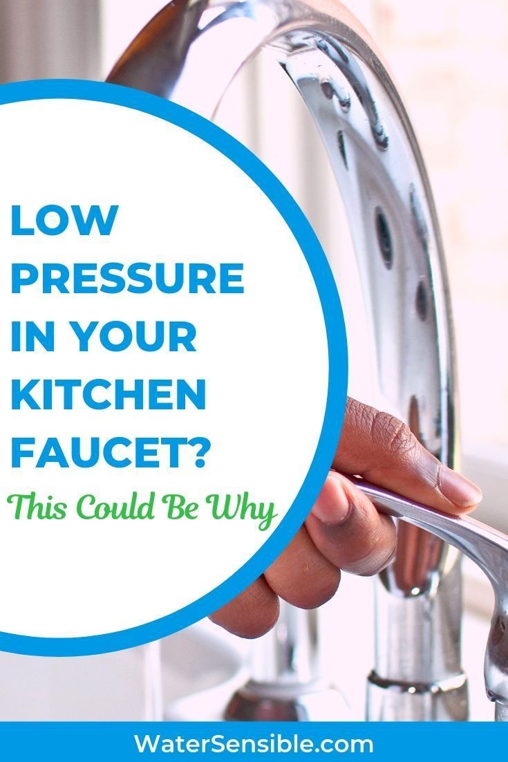How to Fix Low Pressure In Kitchen Faucet (3 Solutions ...